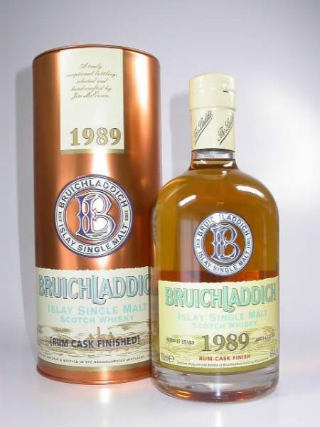 Bruichladdich 17 Jahre 1989/2007 Bourbon/Rum 46%vol. 0,7l