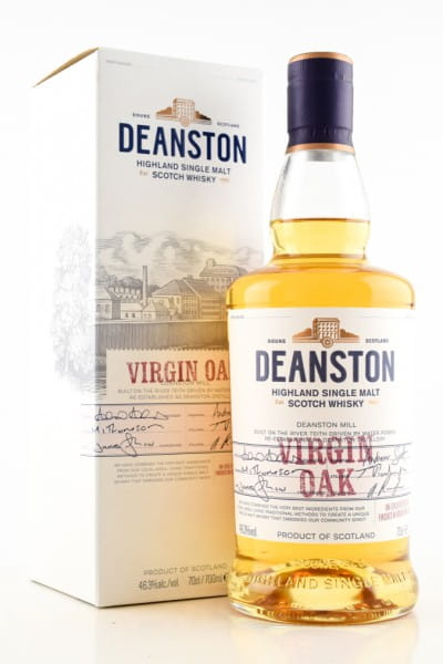 Deanston Virgin Oak 46,3%vol. 0,7l