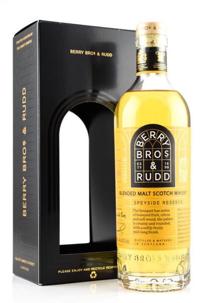 Speyside Reserve Berry Bros. & Rudd 44,2%vol. 0,7l