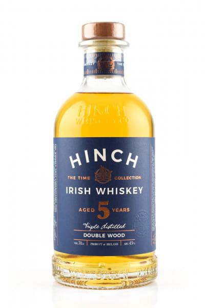 Hinch 5 Jahre Double Wood 43%vol. 0,7l