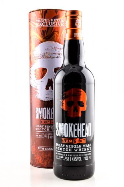 Smokehead Rum Riot 43%vol. 0,7l