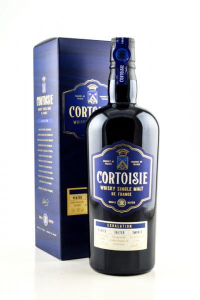 Cortoisie Whisky Single Malt de France 43%vol. 0,7l