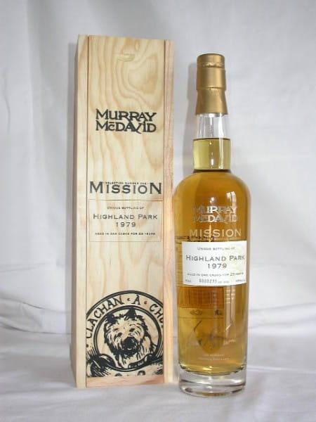Highland Park 1979/2002 Murray McDavid Mission I 46%vol. 0,7l