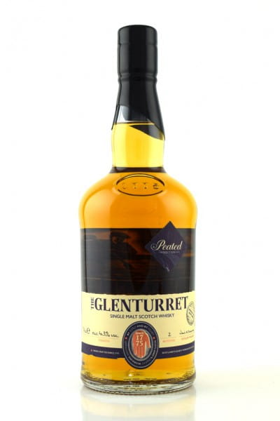Glenturret Peated Edition 43%vol. 0,7l