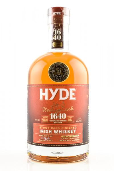 Hyde No. 8 Stout Cask Finished 43%vol. 0,7l