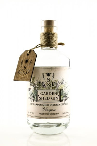 Garden Shed Gin 45%vol. 0,7l
