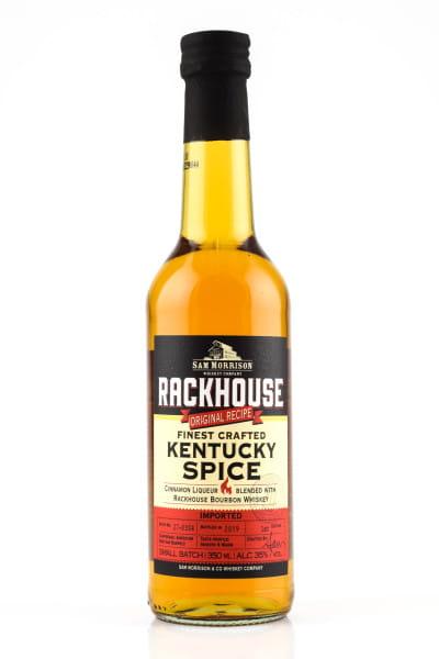 Rackhouse Kentucky Spice Cinnamon Liqueur 35%vol. 0,35l