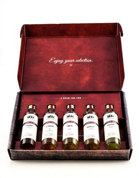 Tasting Selection Highlands Whisky 5 x 0,04l