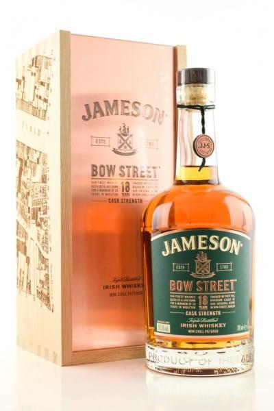 Jameson 18 Jahre Bow Street 55,3%vol. 0,7l