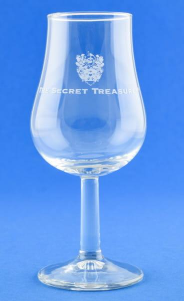 The Secret Treasures Tasting Glas