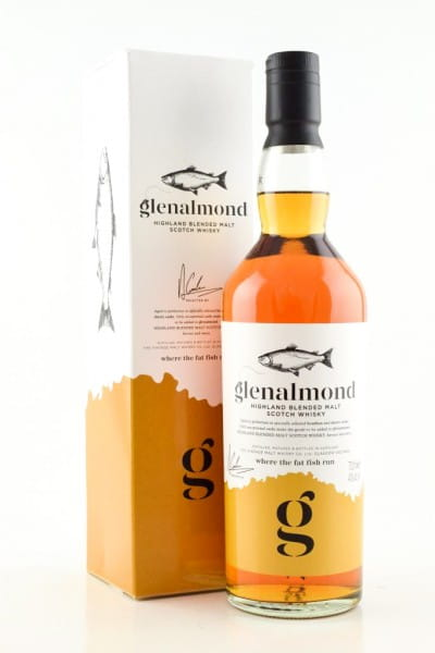 Glenalmond Highland Blended Malt 40%vol. 0,7l