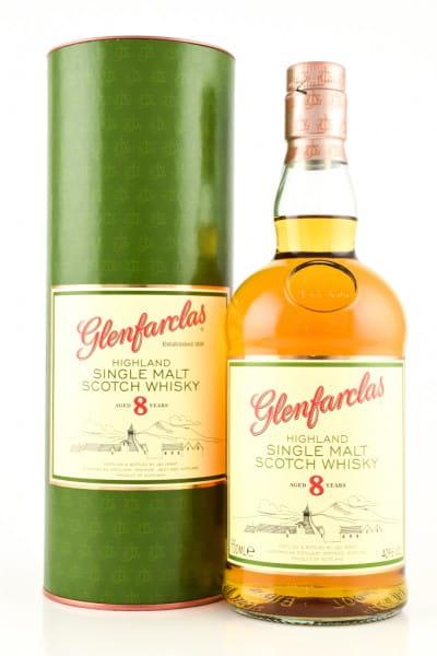 Glenfarclas 8 Jahre 40%vol. 0,7l