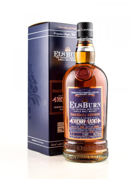 ElsBurn Distillery Edition 2020 Batch 002 Sherry Casks 45,9%vol. 0,7l