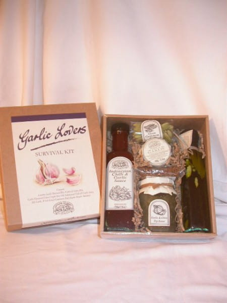 Survival Garlic Lovers Kit