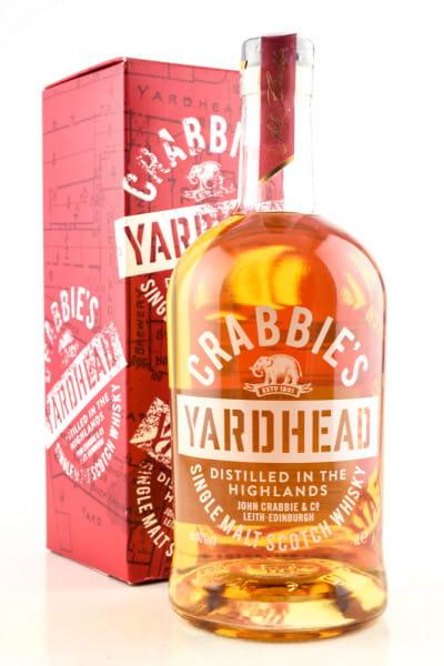 Crabbie Yardhead 40%vol. 1,0l