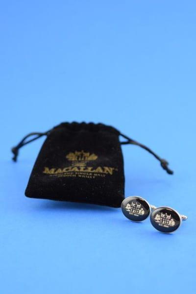 Macallan - Manschettenknöpfe