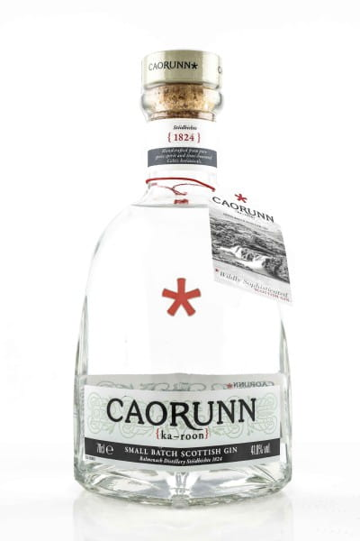 Caorunn - Small Batch Gin 41,8%vol. 0,7l