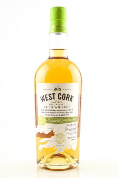 West Cork Calvados Cask Finished 43%vol. 0,7l