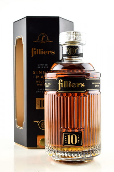 Filliers 10 Jahre Limited Release 43%vol. 0,5l