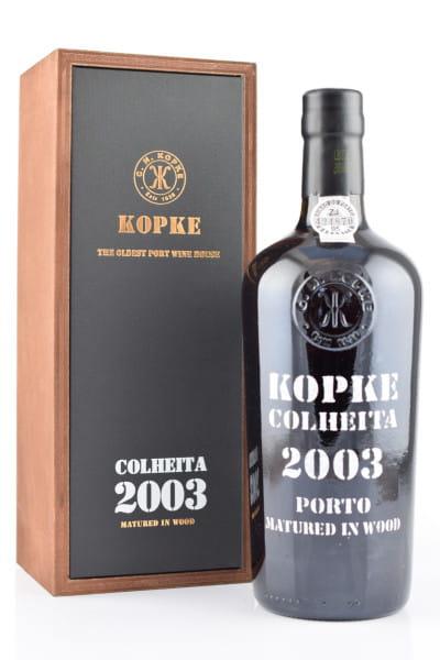 Kopke 2003 Colheita 20%vol. 0,75l