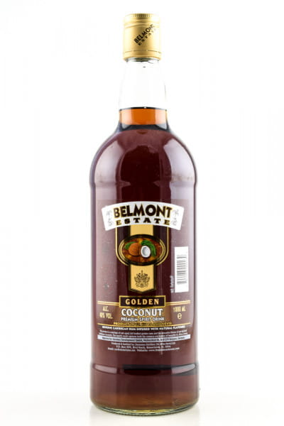 Belmont Estate Golden Coconut 40%vol. 1,0l