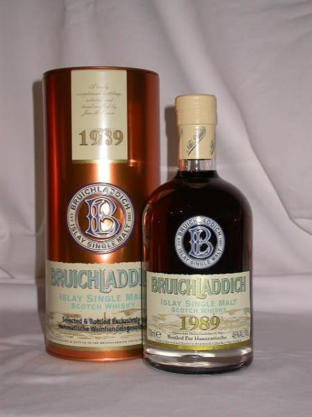 Bruichladdich 16 Jahre 1989/2005 Sherry Cask 46%vol. 0,7l
