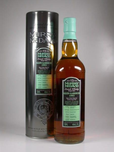 Glen Garioch 1993/2005 Bourbon/Grenache Noir Murray McDavid 46%vol. 0,7l