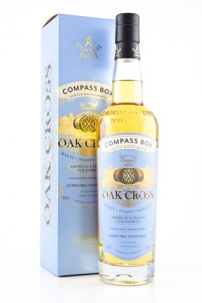 Oak Cross Compass Box 43%vol. 0,7l