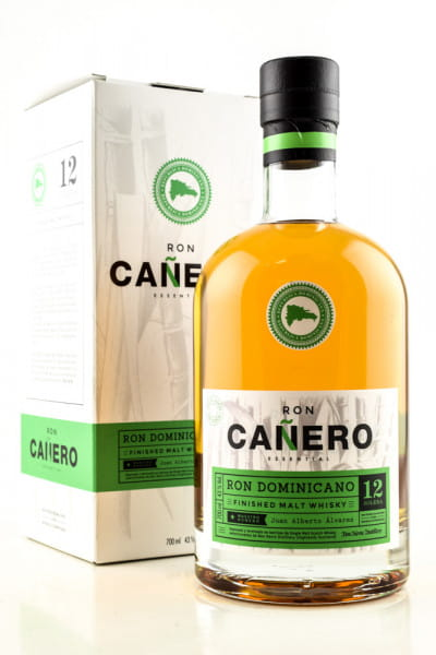 Canero 12 Jahre Malt Whisky Finish 43%vol. 0,7l