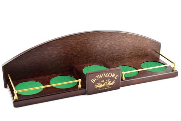 Bowmore Bar Display