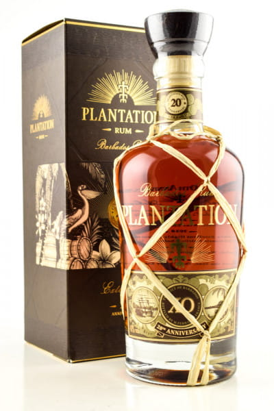 Plantation Barbados XO 20th Anniversary 40%vol. 0,7l