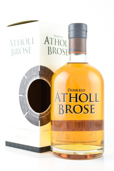 Dunkeld Atholl Brose Whisky Liqueur Gordon & MacPhail 35%vol. 0,5l