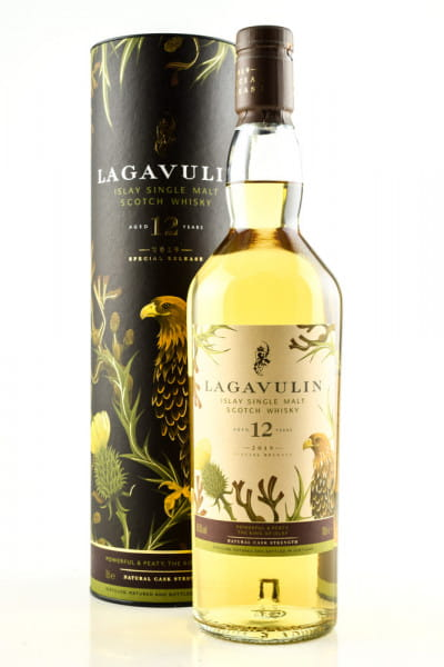 Lagavulin 12 Jahre Special Release 2019 56,5%vol. 0,7l