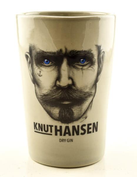 Knut Hansen Dry Gin - Becher