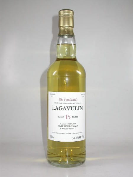 "Lagavulin 1979/1995 ""The Syndicate's"" Murray McDavid 59,2%vol. 0,7l"