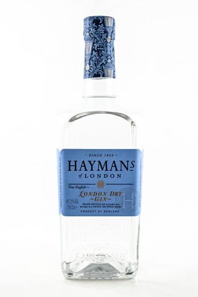 Hayman's London Dry Gin 41,2%vol. 0,7l