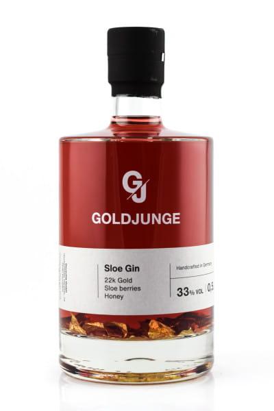 Goldjunge Sloe Gin 33%vol. 0,5l