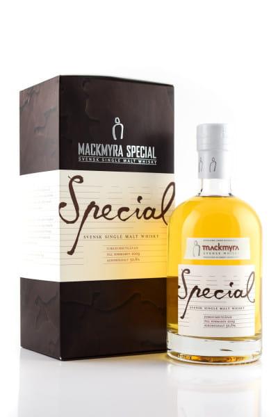 Mackmyra Special 02 Anniversary 2009 Svensk Single Malt Whisky 50,6%vol. 0,7l