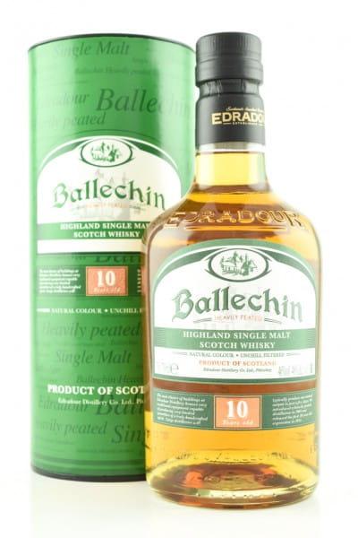 Ballechin 10 Jahre 46%vol. 0,7l