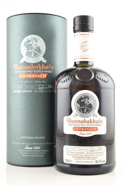 Bunnahabhain Ceòbanach 46,3%vol. 0,7l