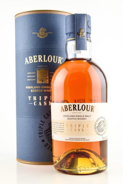 Aberlour Triple Cask 40%vol. 0,7l