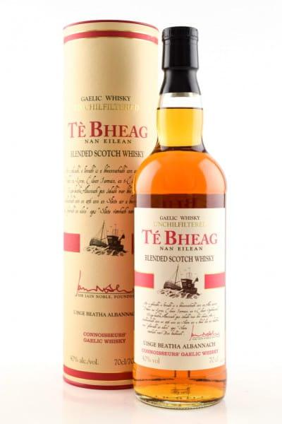 Tè Bheag Nan Eilean Gaelic Whisky 40%vol. 0,7l