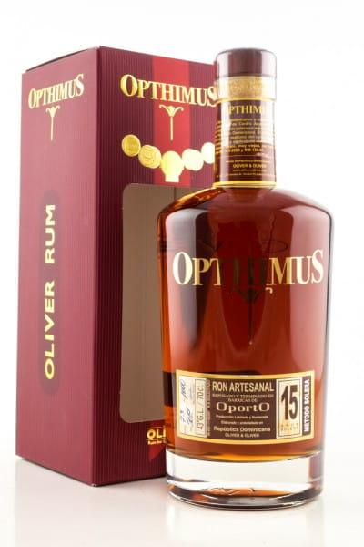 Opthimus 15 Jahre Solera Oporto 43%vol. 0,7l