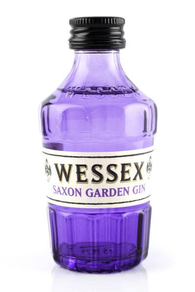 Wessex Saxon Garden Gin 40,3%vol. 0,05l