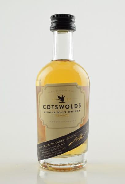 Cotswolds Single Malt Whisky 46%vol. 0,05l