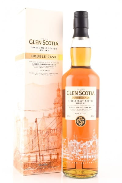 Glen Scotia Double Cask 46%vol. 0,7l