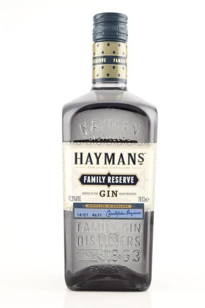 Hayman's Family Reserve Gin 41,3%vol. 0,7l
