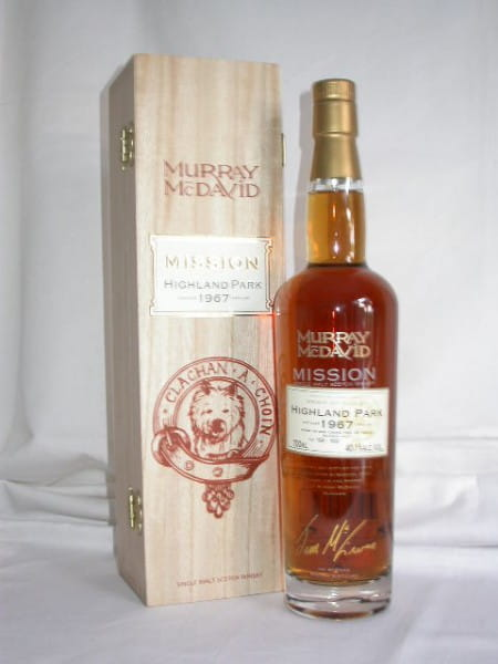 Highland Park 1967/2003 Murray McDavid MissionC.S.40,1%vol. 0,7l