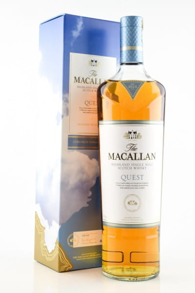 Macallan Quest 40%vol. 1,0l