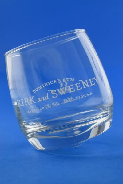 Kirk & Sweeney Glas